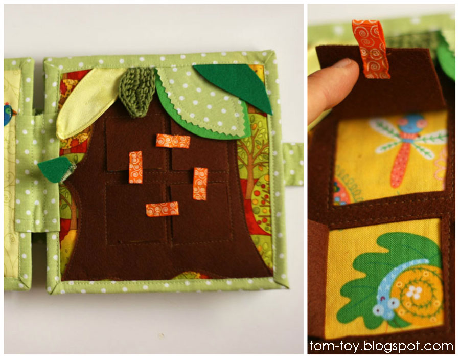Quiet book elephants, tree house, busy book, fabric book, felt book, for children, first birthday present, unique gift, handmade gift, развивающая книга,  развивайка, игрушка для ребенка, аппликации, подарок ребенку,  качественная книга, стильный подарок, качественный подарок, эксклюзивный подарок, фетр, аппликации из фетра, ручная работа, из фетра, пуговицы, домик