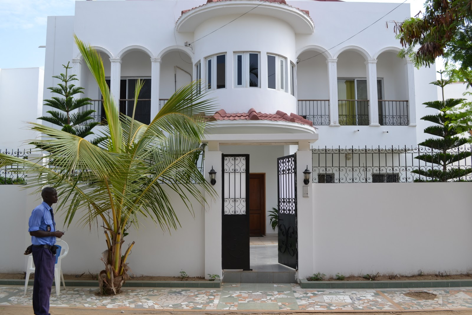 Senegalementvotre la nouvelle maison for Www conception de la nouvelle maison