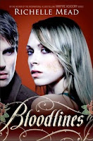 bookcover of BLOODLINES (Bloodlines #1) by Richelle Mead