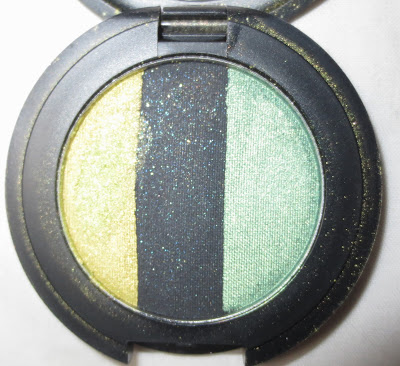 Stila Eye Shadow Trio in Going Green