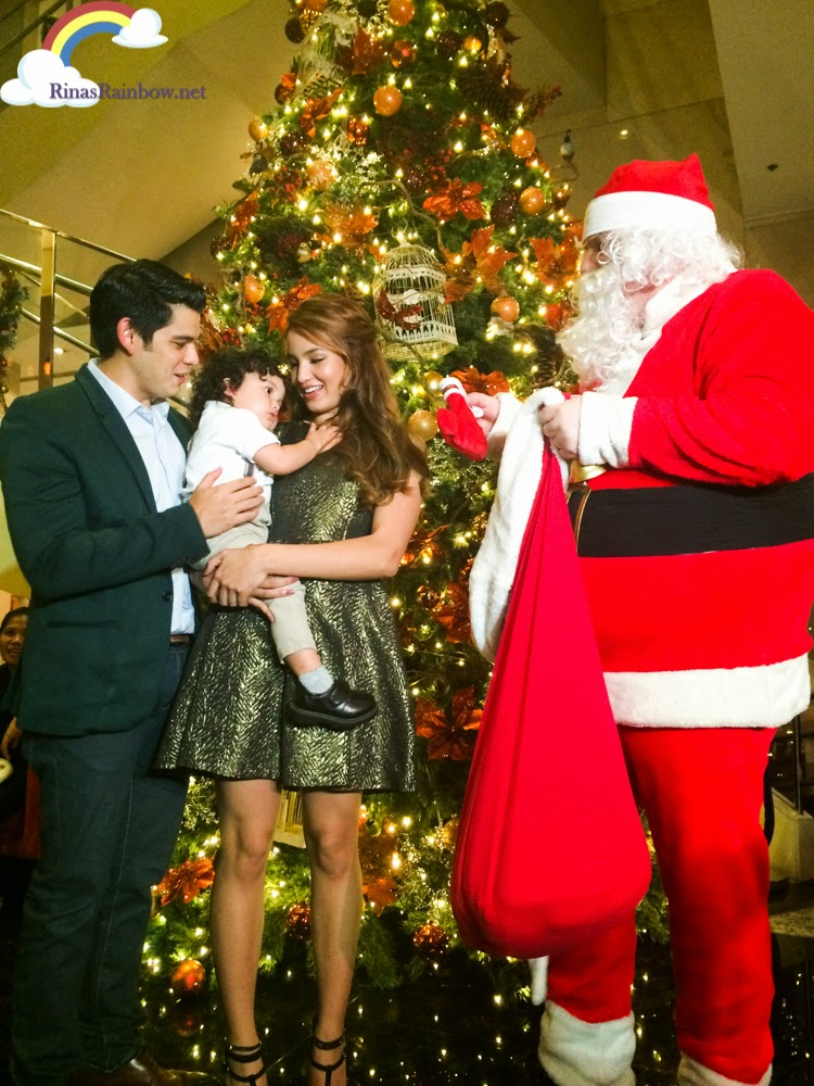 Richard Gutierrez christmas