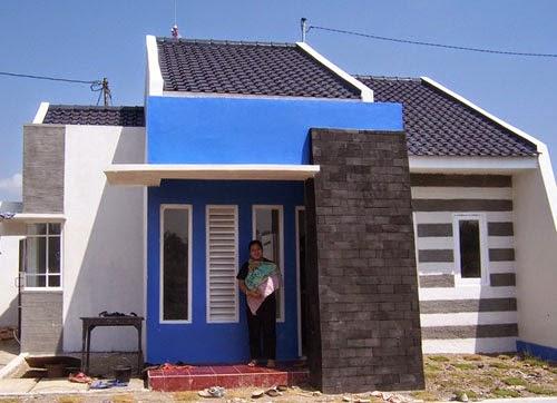 Desain kamar tidur ukuran kecil | pt. architectaria media, Warna cat ...