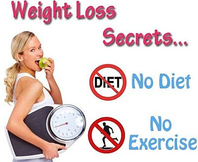 Special Weight loss Tips without doing dieting and special Exercises