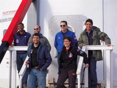 Mars Desert Research Station Crew 88