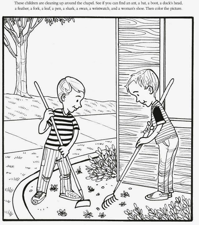 oga coloring pages for kids - photo#17