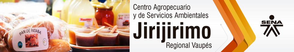 Centro Agropecuario y de Servicios Ambientales Jirijirimo - SENA Regional Vaupés