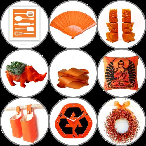 quirkitdesign_DIY_home_decor_color_trend_inspiration_orange_idea
