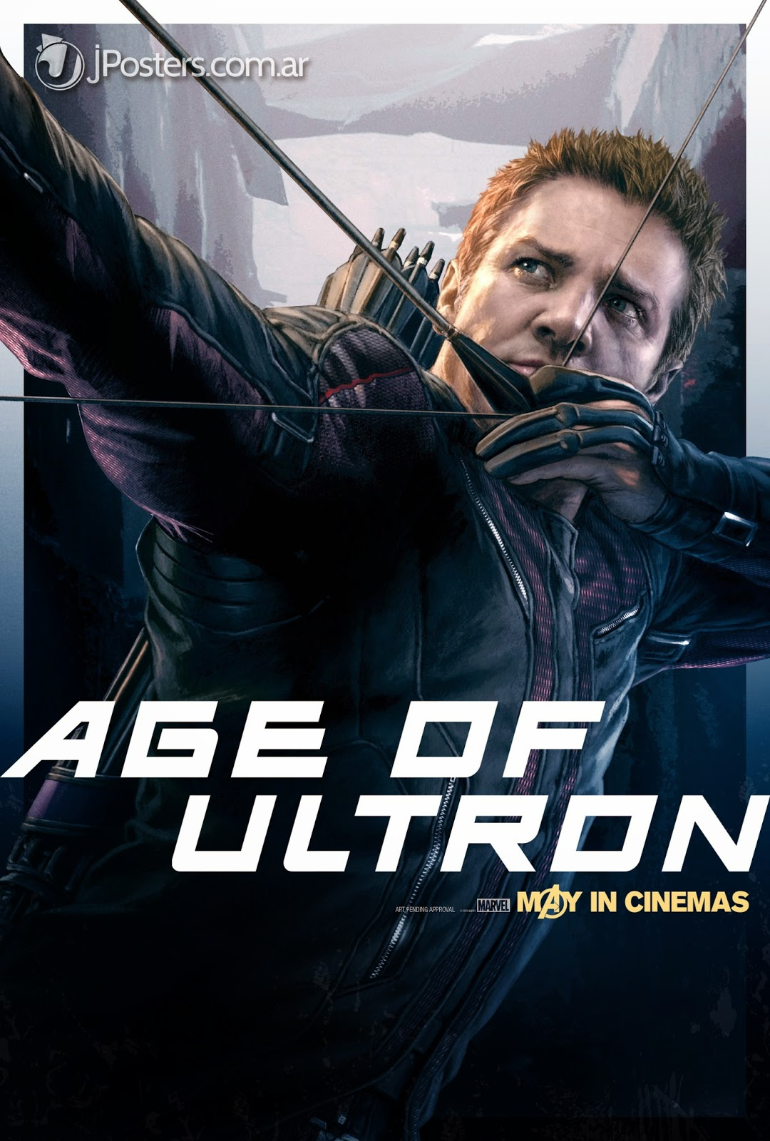 Avengers: Age of Ultron,