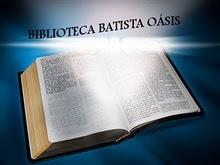 Biblioteca Evangélica Oásis - IBO
