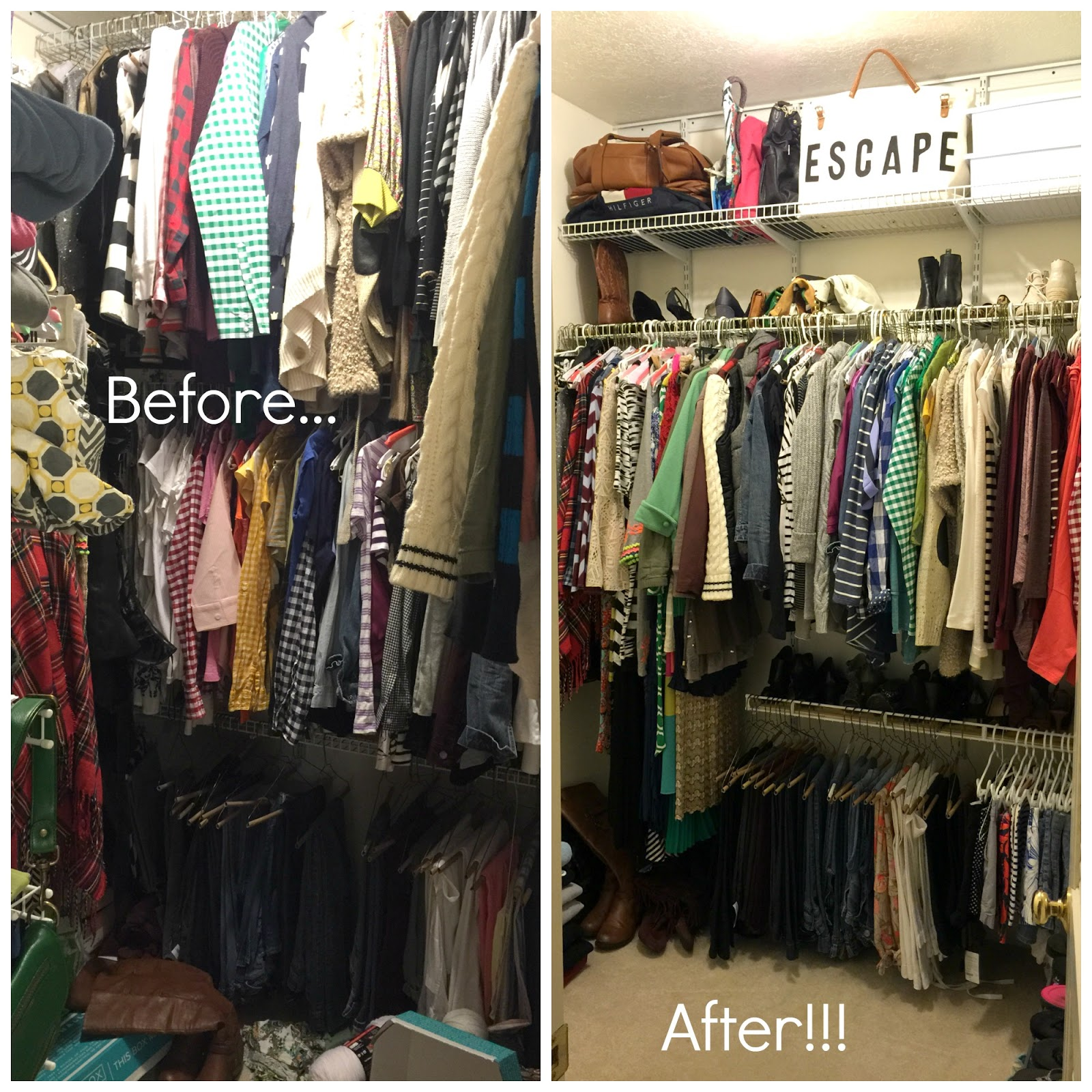 Organized Kitchen Before And After: While I'm Waiting...: Can The KonMari Method Of Tidying