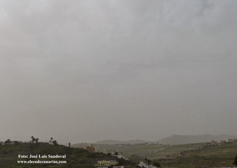 calima, fuerte viento, alerta calima, calima canarias, Gran Canaria, Fuerteventura, Lanzarote,