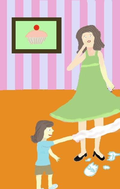 erotic Females disciplined stories humiliation