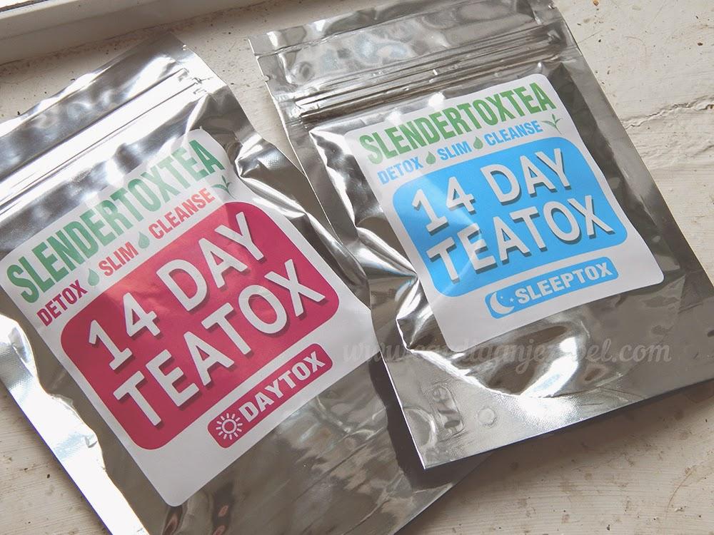 Slendertoxtea 14 day detox
