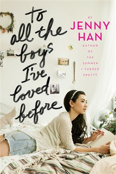 To All the Boys I've Loved Before Book Cover by Jenny Han