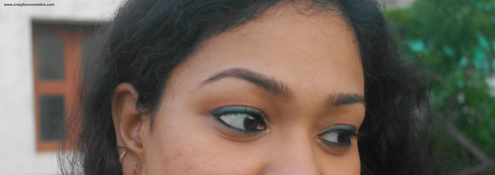 Bourjois Paris Smoky Effect eyeliner pencils India review