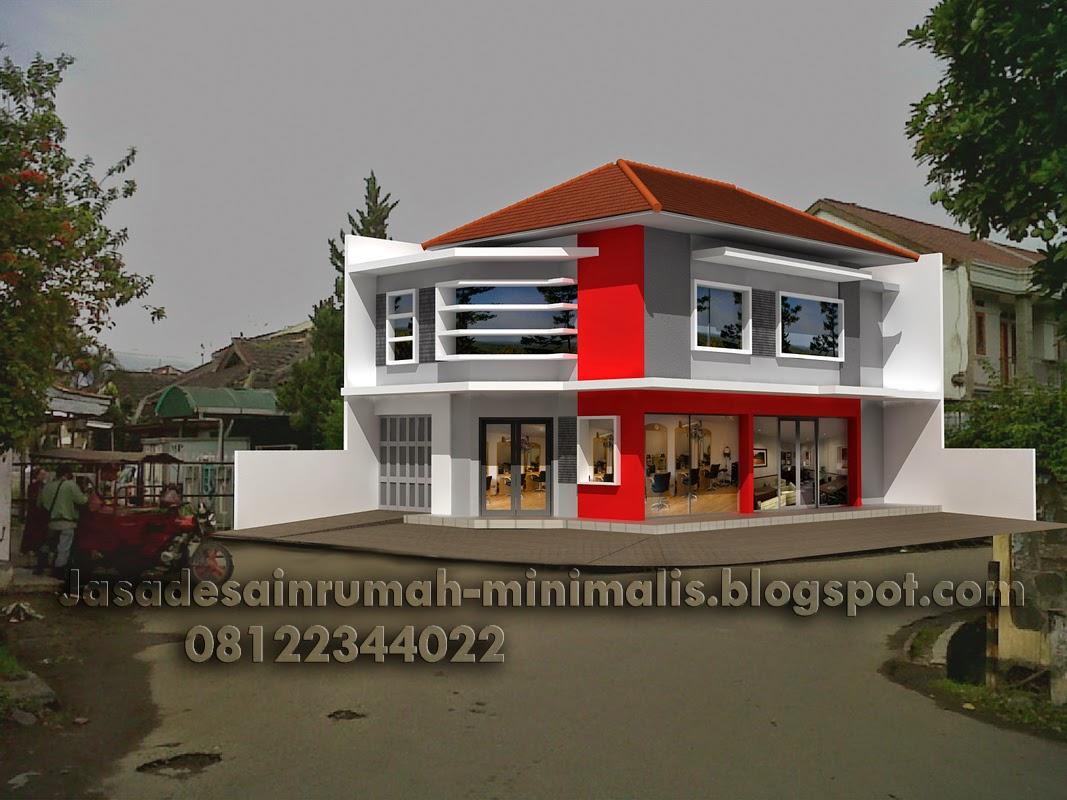 Desain Rumah Minimalis Indah Mewah Murah 08122344022 Ruko