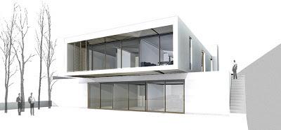 Casas en la Bonanova, Bass arquitectos