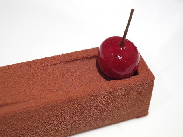 Pâtisserie Cyril Lignac - Forêt noire