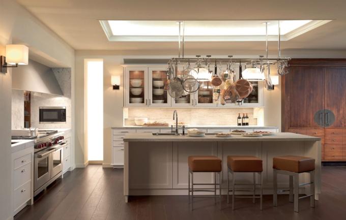desain interior dapur gambar rumah minimalis