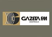 ouvir a Rádio Gazeta FM 101,1 ao vivo e online Arapiraca