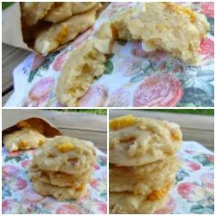 Peach Cookies