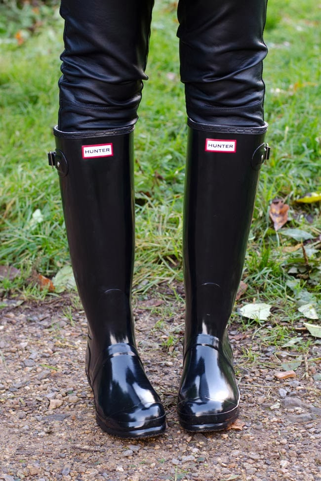 New Outfit Post Hunter Boots and A/W Traffic People! | The Style Rawr