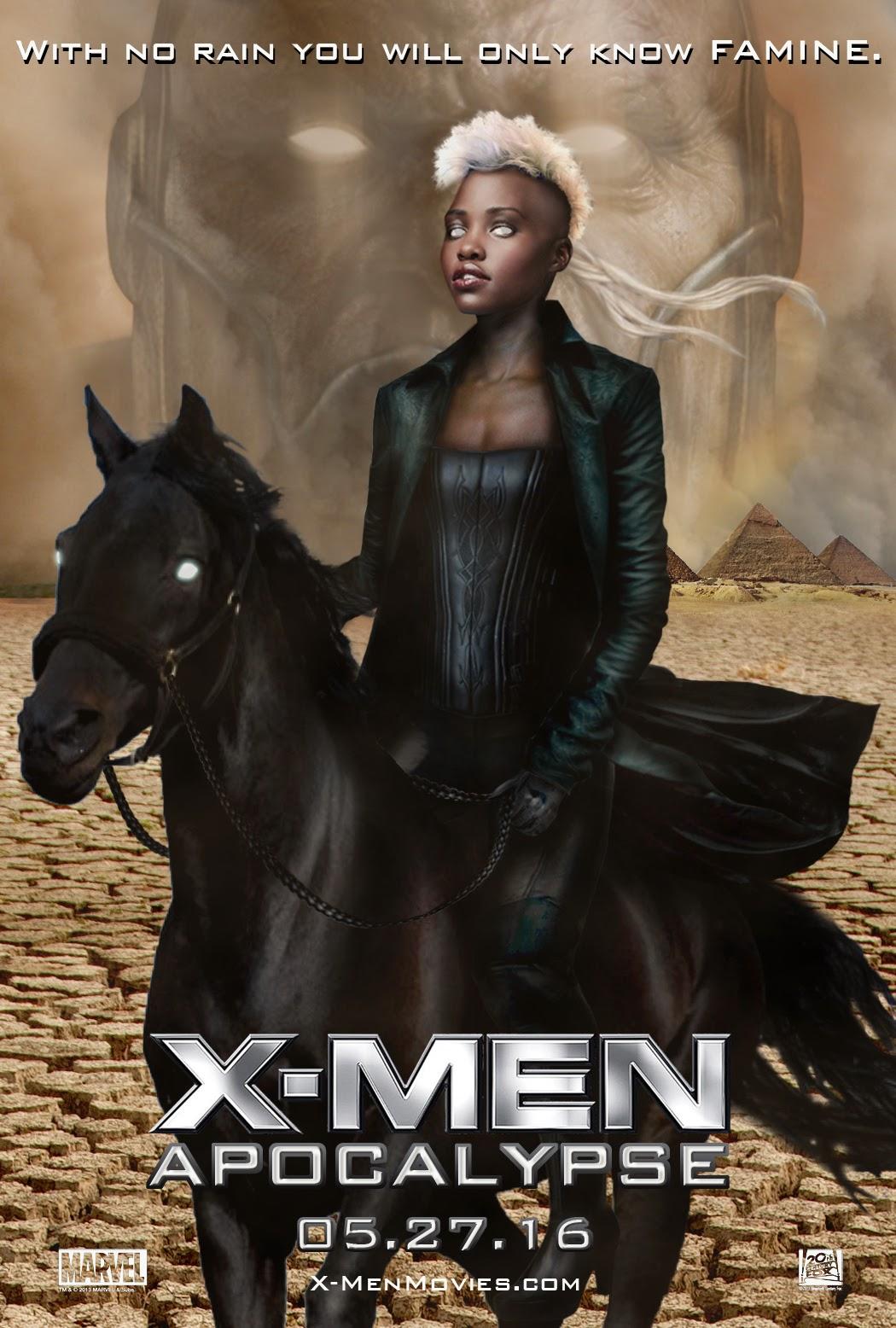 X-Men Apocalypse will be set X Men Apocalypse 2016 Poster