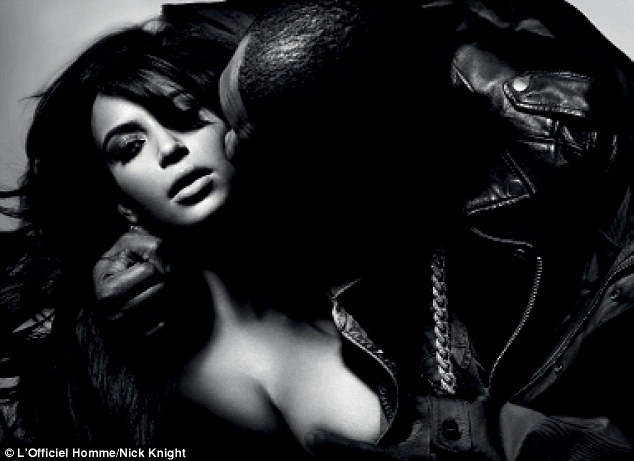 Kim Kardashian's Boobs getting pressed