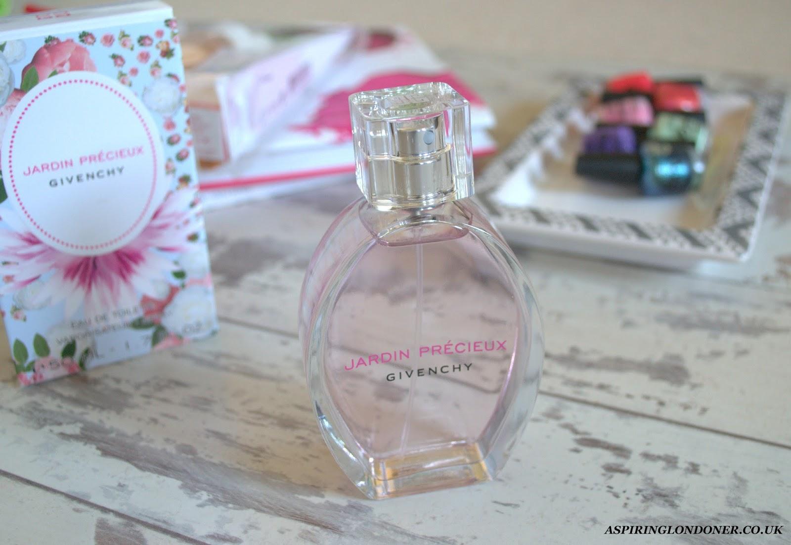Givenchy Jardin Precieux EDT - Aspiring Londoner