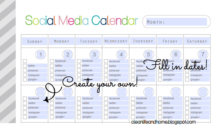 The 12 Month Calendar is now editable so you can add dates and use it ...