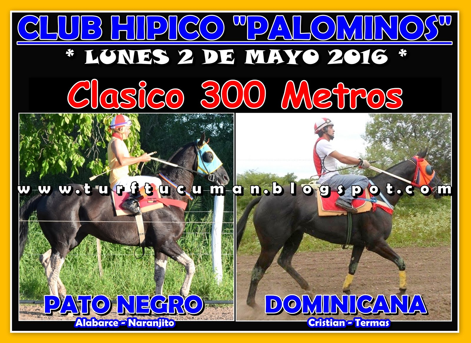 PATO NEGRO VS DOMINICANA