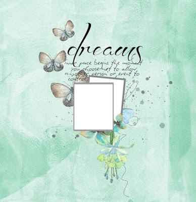 """+++ Скетч № 28 """"Dreams"""" до 28/02"""