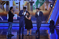 Ranveer, Priyanka,Arjun Kapoor at IGT to promote upcoming movie