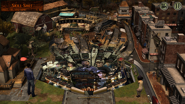 The Walking Dead Pinball v1.0.3 Apk Full
