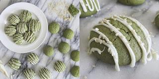 Resep Matcha Cookies