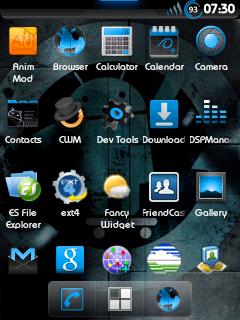 new cyanogenmod 7 2.3.7.1