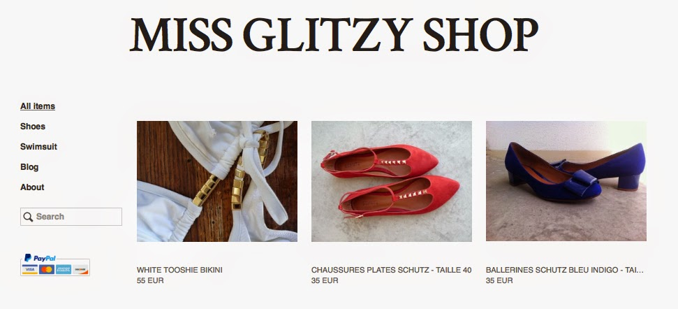 MISS GLITZY SHOP