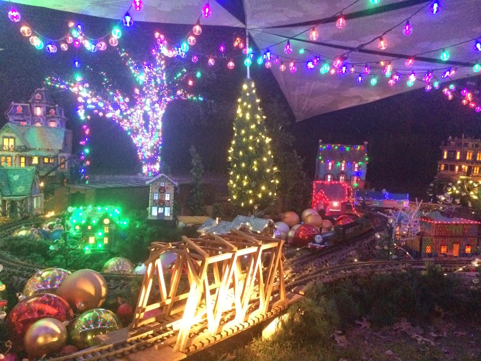 Crazy Cozads Houston Zoo Lights