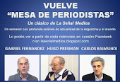 Mesa de Periodistas-