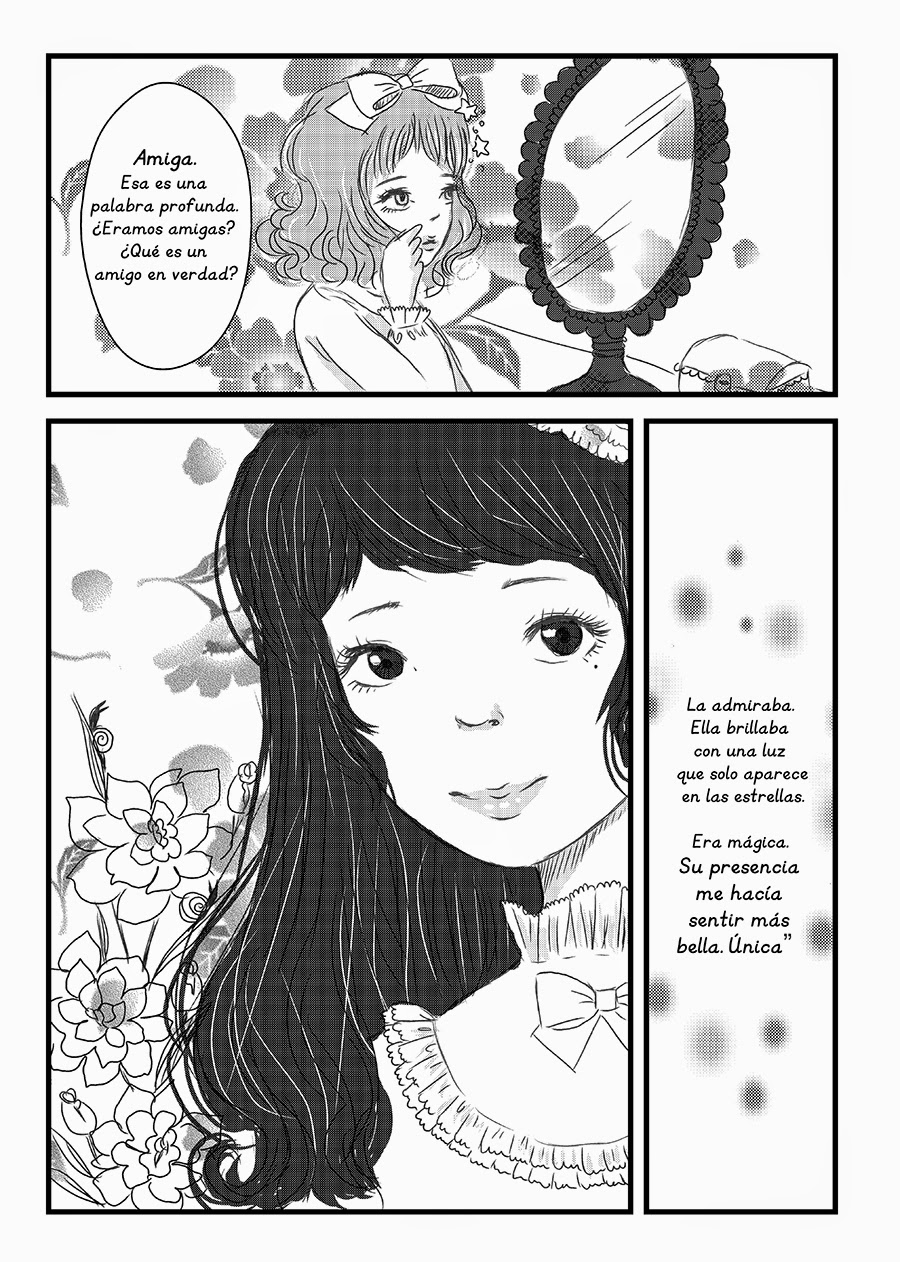 Manga Lolita Caracol