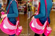 Τσάντες για τις βόλτες και τα ταξίδια τους