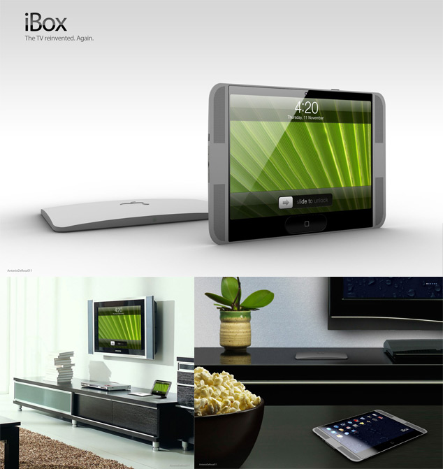 iBox Apple Concept