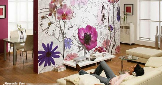 Contemporary wall murals wallpaper wall covering ideas The Home