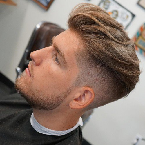 Creative The All American Tapered Haircut