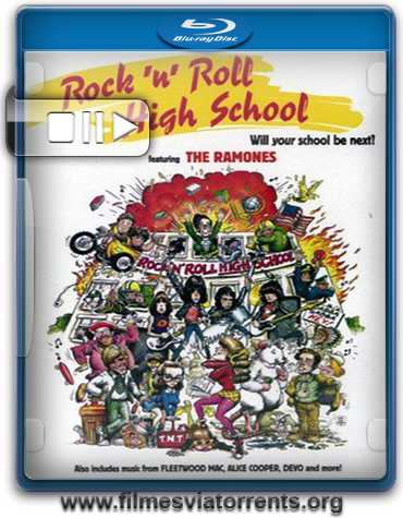 Rock 'n' Roll High School Torrent - BluRay Rip 720p Legendado (1979)