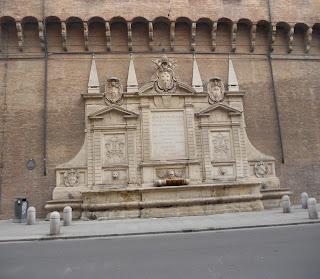 fontana vecchia bologna