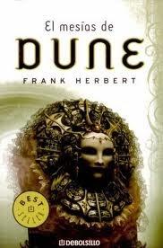 Novela Mesías de Dune de Fran Herbert