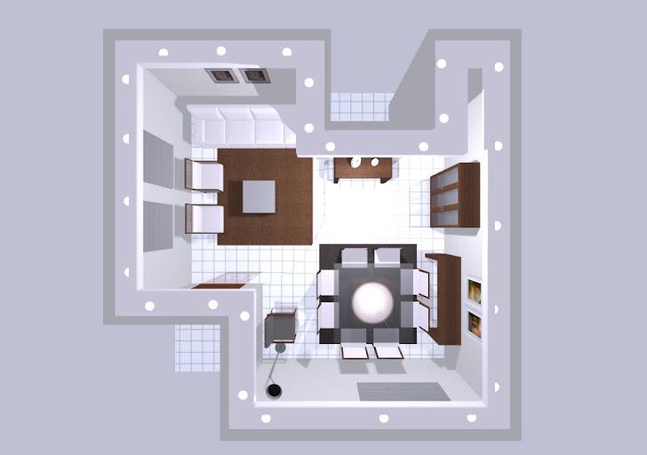 Projeto residencial - setor social