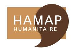 Logo ONG HAMAP Humanitaire