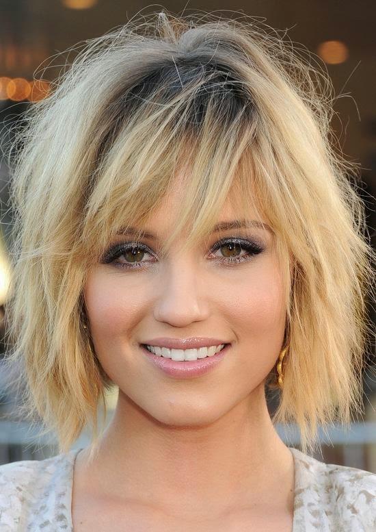 Celebrities-with-bob-length-hair